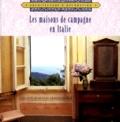 Robert Fitzgerald - Les maisons de campagne en Italie.