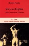 Robert Fleury - Marie de Régnier.