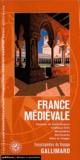 Robert Fossier et Robert Delort - France médiévale - chemins de Saint-Jacques, châteaux forts, monastères, sanctuaires, villes et villages.