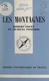 Robert Fouet et Charles Pomerol - Les montagnes.