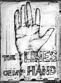 Robert Frank - The lines of my hand.