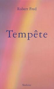Robert Fred - Tempête.