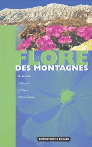 Robert Fritsch - Flore des montagnes.