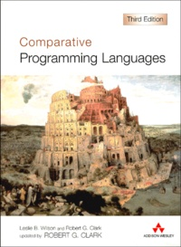 Rhonealpesinfo.fr Comparative Programming Languages. Third edition Image