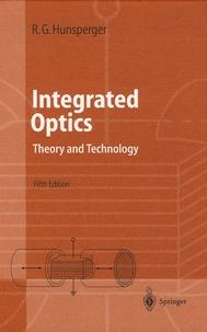 Robert G. Hunsperger - Integrated Optics - Theory and Technology.
