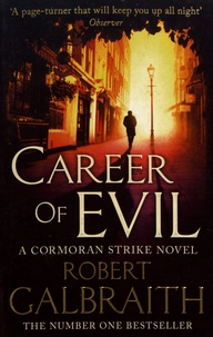 Robert Galbraith - Career of Evil.