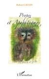 Robert Gaulin - Propos et apophtegmes - Suites N°1.