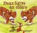 Robert Giraud et Pierre Caillou - Deux tigres en colère.