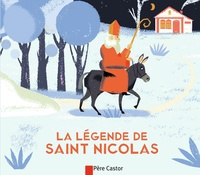 Robert Giraud et Julia Wauters - La légende de Saint Nicolas.