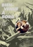 Robert Grant - Bienvenue à Bord - Voyager dans les airs avec style.