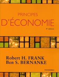 Robert H. Frank et Ben S. Bernanke - Principes d'économie.