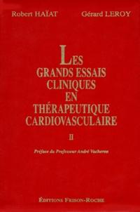 Robert Haïat et Gérard Leroy - .