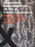 Robert Haussmann et Peter Röthlisberger - Allgemeine entwurfsanstalt de Trix et Robert Haussmann - Mobilier pour la Röthlisberger Kollektion.