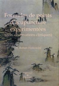 Accentsonline.fr Formules de points d'acupuncture expérimentées (avec observations cliniques) Image