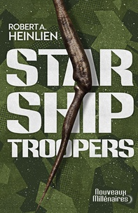 Robert Heinlein - Starship Troopers.