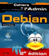 Robert Hertzog - Debian. 1 Cédérom
