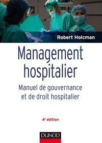 Deedr.fr Management hospitalier - Manuel de gouvernance et de droit hospitalier Image