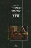 Robert Horville - Histoire de la littérature française XVIIe siècle.