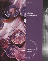 Robert J. Carbaugh - Global Economics.