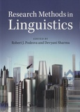 Robert J. Podesva et Devyani Sharma - Research Methods in Linguistics.