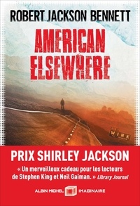 Robert Jackson Bennett - American Elsewhere.