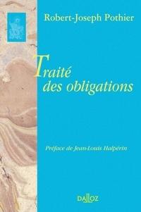 Robert-Joseph Pothier - Traité des obligations.