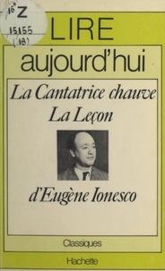 Robert Jouanny et Maurice Bruézière - La cantatrice chauve, La leçon, d'Eugène Ionesco.
