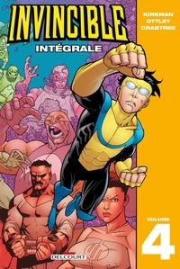 Robert Kirkman - Invincible - Intégrale T04.