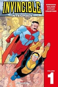 Robert Kirkman et Cory Walker - Invincible Intégrale Tome 1 : .