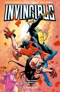 Robert Kirkman - Invincible Tome 16 : Histoires de famille.