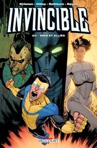 Robert Kirkman et Ryan Ottley - Invincible Tome 20 : Amis et alliés.