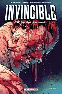 Robert Kirkman et Ryan Ottley - Invincible Tome 21 : Une famille moderne.