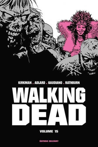 Walking Dead Prestige Tome 15