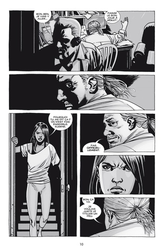 Walking Dead Tome 17 Terrifiant