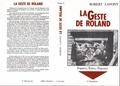 Robert Laffont - Espaces, textes, pouvoirs ( Geste de Roland. - 2).