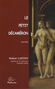 Robert Lafont - Le petit Décaméron.