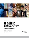 Robert Laliberté et Aleksandra Grzybowska - Le Québec, connais-tu? (série 7 livres).