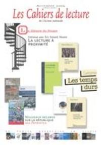 Robert Laplante et Françoise Bouffière - Les Cahiers de lecture de L'Action nationale. Vol. 10 No. 1, Automne 2015.