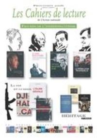 Robert Laplante et Gabriel Arseneault - Les Cahiers de lecture de L'Action nationale. Vol. 10 No. 2, Printemps 2016.