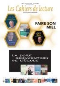 Robert Laplante et Luc Bellemare - Les Cahiers de lecture de L'Action nationale. Vol. 11 No. 1, Automne 2016.