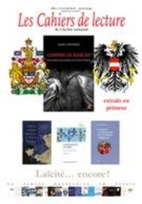 Robert Laplante et Daniel Gomez - Les Cahiers de lecture de L'Ac  : Les Cahiers de lecture de L'Action nationale. Vol. 14 No. 1, Automne 2019.