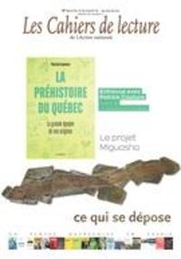 Robert Laplante et Andrée Fortin - Les Cahiers de lecture de L'Ac  : Les Cahiers de lecture de L'Action nationale. Vol. 14 No. 2, Printemps 2020.