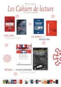 Robert Laplante et Richard Prieur - Les Cahiers de lecture de L'Ac  : Les Cahiers de lecture de L'Action nationale. Vol. 14 No. 3, Été 2020.