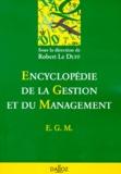 Robert Le Duff - Encyclopédie de la gestion et du management - EGM.