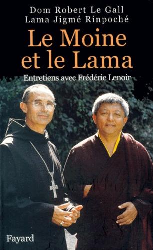 Robert Le Gall et  Jigmé Rinpoché - .