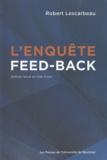 Robert Lescarbeau - L'enquête feed-back.