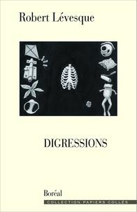 Robert Levesque - Digressions.