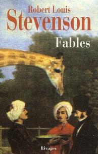 Robert Louis Stevenson - Fables.