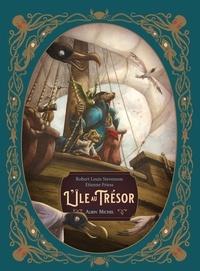 Robert Louis Stevenson et Etienne Friess - L'île au trésor.