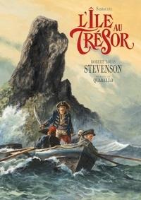 Robert Louis Stevenson et Maurizio A.C. Quarello - L'Ile au Trésor.